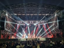 On July 16th  Queen Real Tribute rocked the Olympic Stadium In Barcelona!